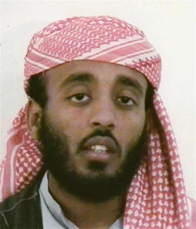 Ramzi Binalshibh in an undated photo released by the U.S. Government in 2002. REUTERS/File
