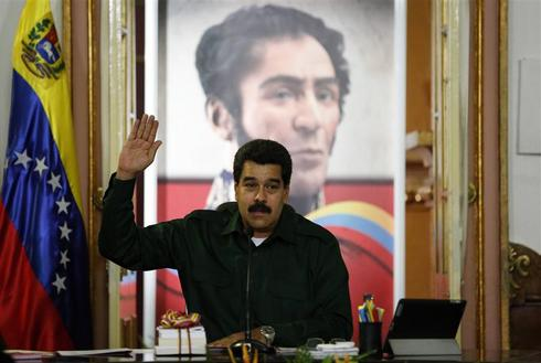 Venezuela's Maduro holds rare dialogue with opponents