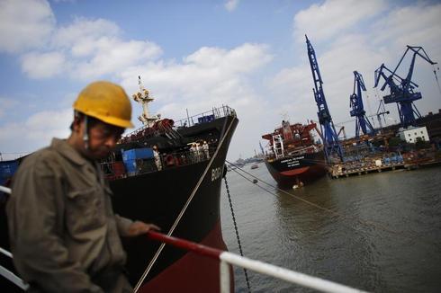 Shipyards of Shanghai