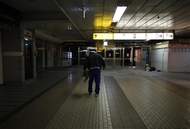 Special Report: Japan's homeless recruited for murky