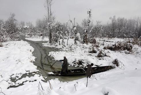 Winter in Kashmir