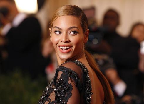 Beyonce on top