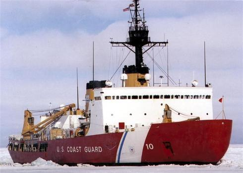U.S. breaker to help Russian, Chinese ships stuck in Antarctic ice