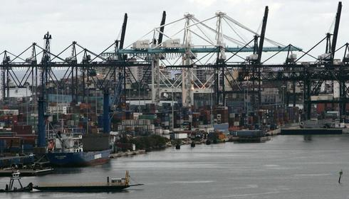 Weak imports drive U.S. trade deficit to four-year lows