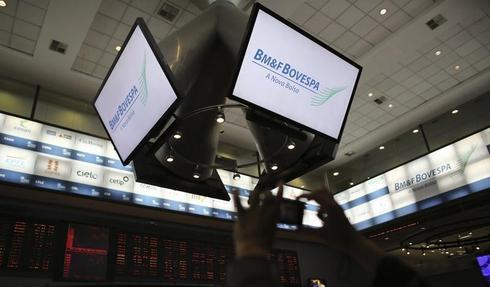 Brazil stocks rise on improving German, U.S. data