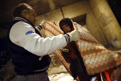 Chicago's doctor to the homeless
