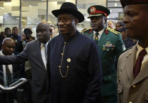 Nigerian leader signs anti-gay law, drawing U.S. fire