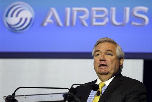 Airbus posts record orders, ponders higher production
