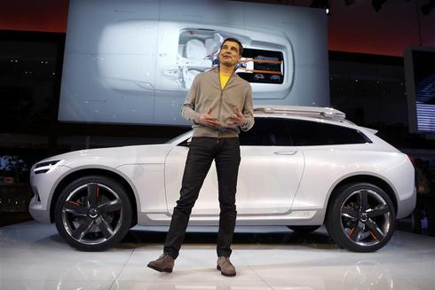 Volvo chief says company returned to profitability in 2013