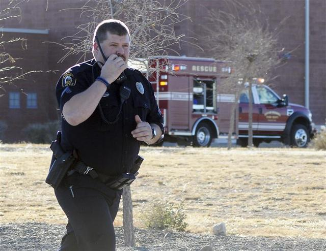 Boy, 12, faces battery charge in New Mexico school shooting - Reuters
