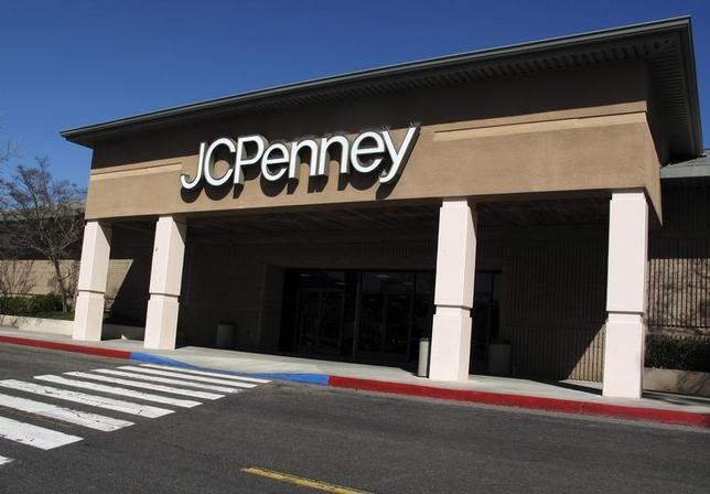 A JC Penny department store is shown in Escondido, California February 21, 2012. JC Penny will report earnings this week. REUTERS/Mike Blake