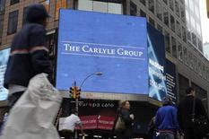 Carlyle Group a conclu le rachat d'Ortho Clinical Diagnostics (OCD), filiale spécialisée du géant de la pharmacie Johnson & Johnson, pour 4,15 milliards de dollars (3,05 milliards d'euros). /Photo d'archives/REUTERS/Keith Bedford