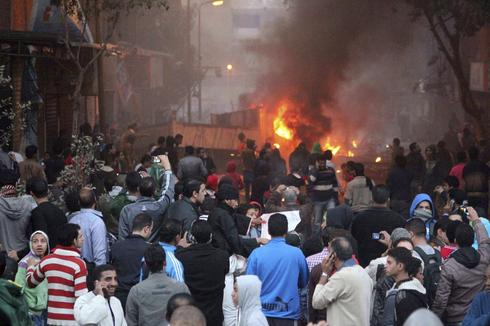 At least four killed in clashes across Egypt