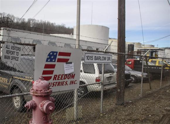 Former president of Freedom Industries sentenced to 1 month in prison for chemical spill