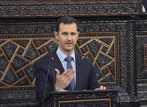 Syria says Interfax Assad comments on not giving up power inaccurate