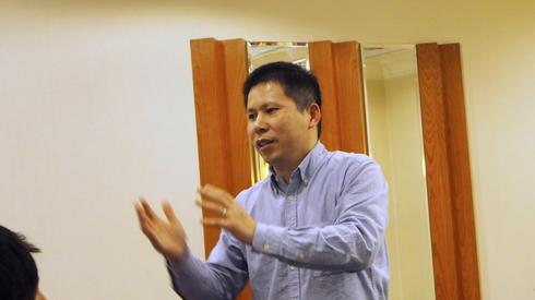 Prominent Chinese activist on trial, refuses to defend himself