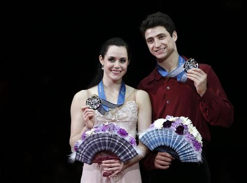 Virtue and Moir eye second gold