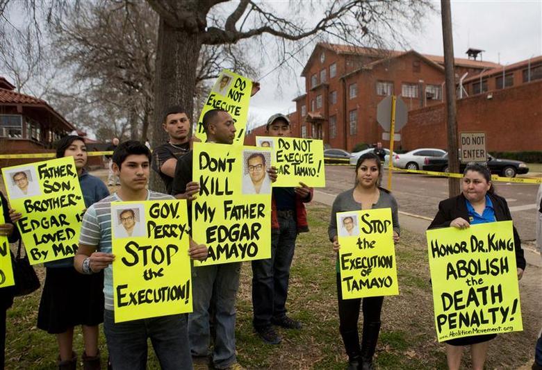 Texas executes Mexican national despite diplomatic...