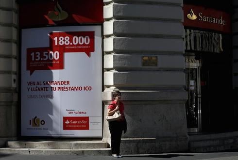 Santander says will increase U.S. business equity by up to $2 billion