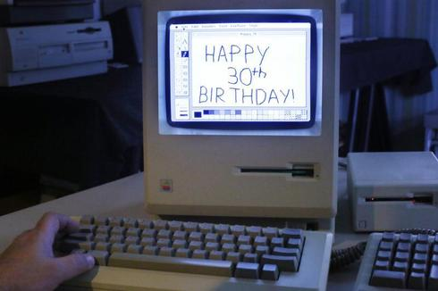 Apple Macintosh turns 30