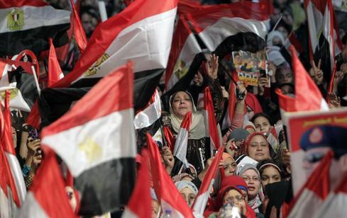 Twenty-nine dead in clashes on anniversary of Egypt uprising
