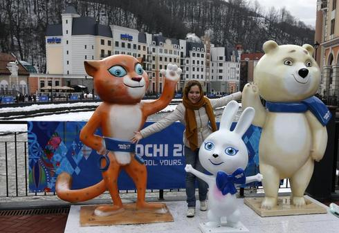 Countdown to Sochi