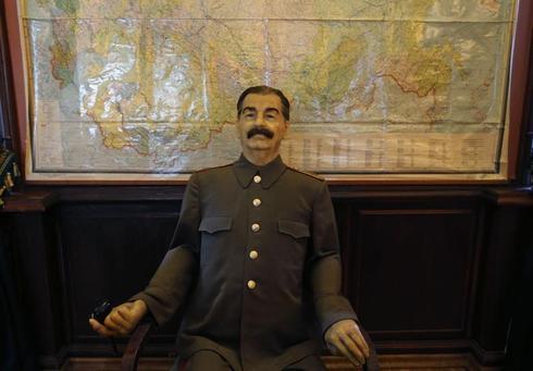 Stalin's coastal retreat