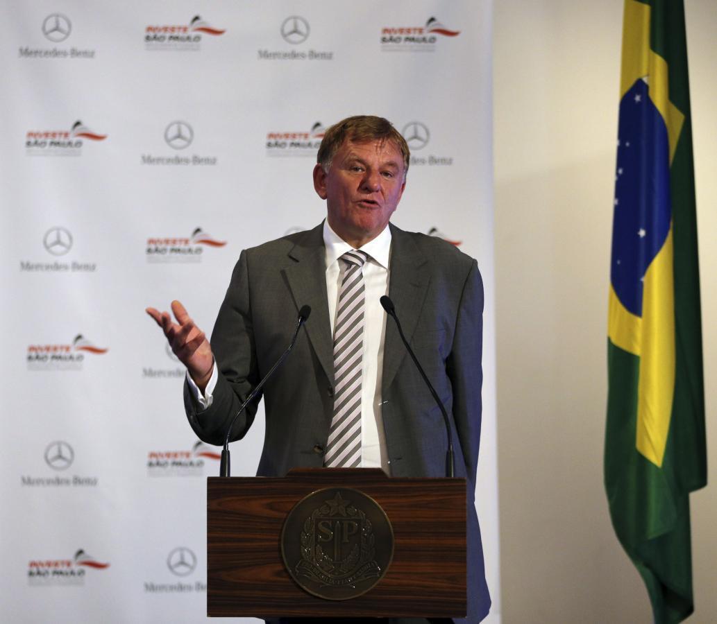 Daimler hit by surprise departure of Mercedes executive - Reuters