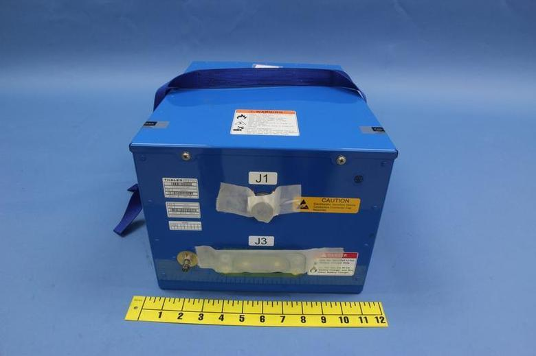 An undamaged battery used in the Boeing 787 Dreamliner jet is seen in this picture provided by the U.S. National Transportation Safety Board (NTSB) and obtained by Reuters on January 16, 2013. REUTERS/U.S. National Transportation Safety Board/Handout