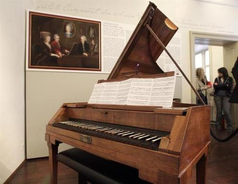 Mozart museum seeks to debunk evil Salieri poison myth