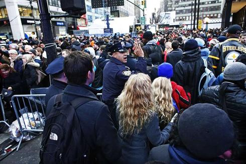 New York, New Jersey ready for Super Bowl close-up