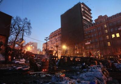 EU, U.S. working on Ukraine aid plan: Ashton