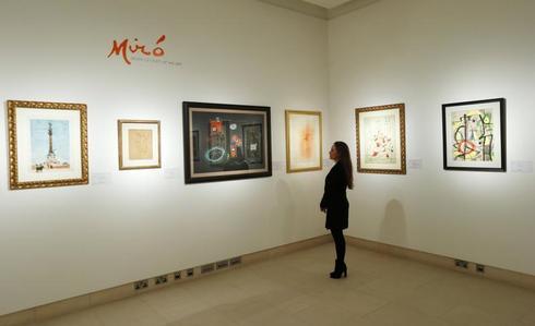 Christie's scraps Miro sale after uproar in Portugal