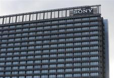 El edificio de Sony City Osaki de Sony en Tokio, ene 10 2013. Sony Corp está en negociaciones para vender su marginal negocio de computadoras personales al fondo de inversión Japan Industrial Partners en hasta 50.000 millones de yenes (490 millones de dólares), reportó el diario Nikkei. REUTERS/Toru Hanai