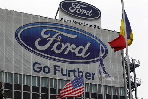 Ford to halt Romanian B-Max production again in February: report
