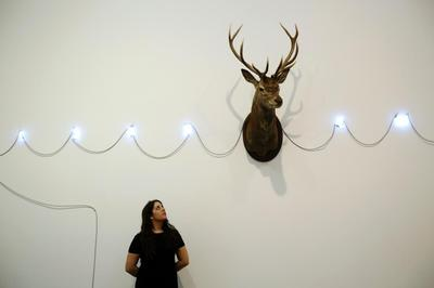 Christie's record-breaking art sale kicks off 2014 London auction season