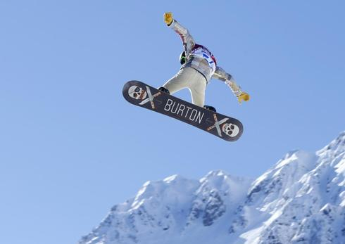 White out of slopestyle as Sochi opening nears