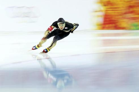 Speed skating-Kato and Nagashima seek gold this time