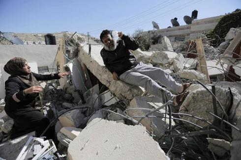 Israeli demolition of Palestinian homes at five-year high: aid groups