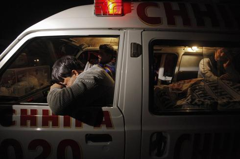 Eight killed in attack on Pakistani pro-government militia leaders