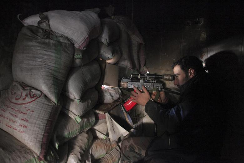 Second round of Syria talks makes faltering start