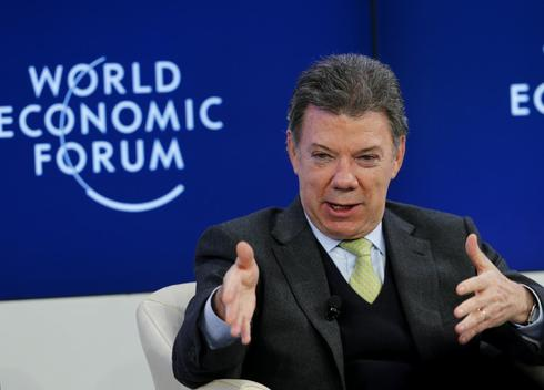 Colombian president seen poised for re-election: poll
