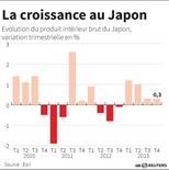 LA CROISSANCE AU JAPON