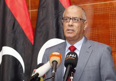 Libyan militias threaten parliament, deploy forces in Tripoli