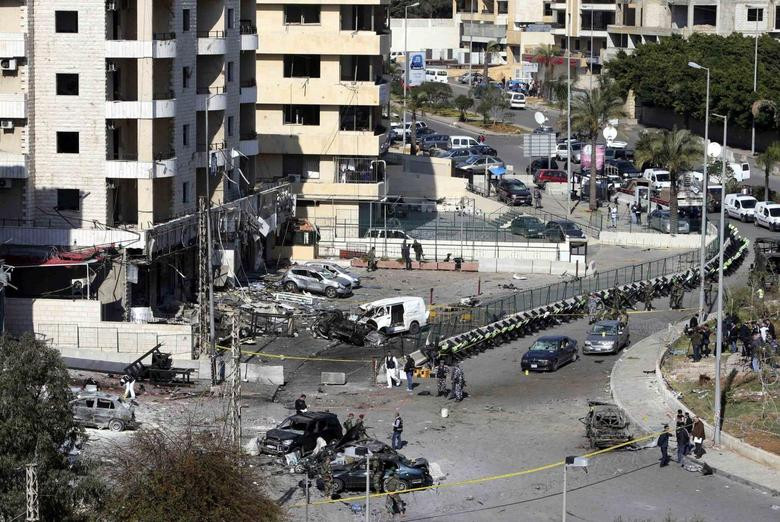Al Qaeda-linked group claims Beirut bombings