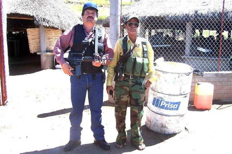 PROFILE - Captured drug lord Chapo Guzman a cunning and