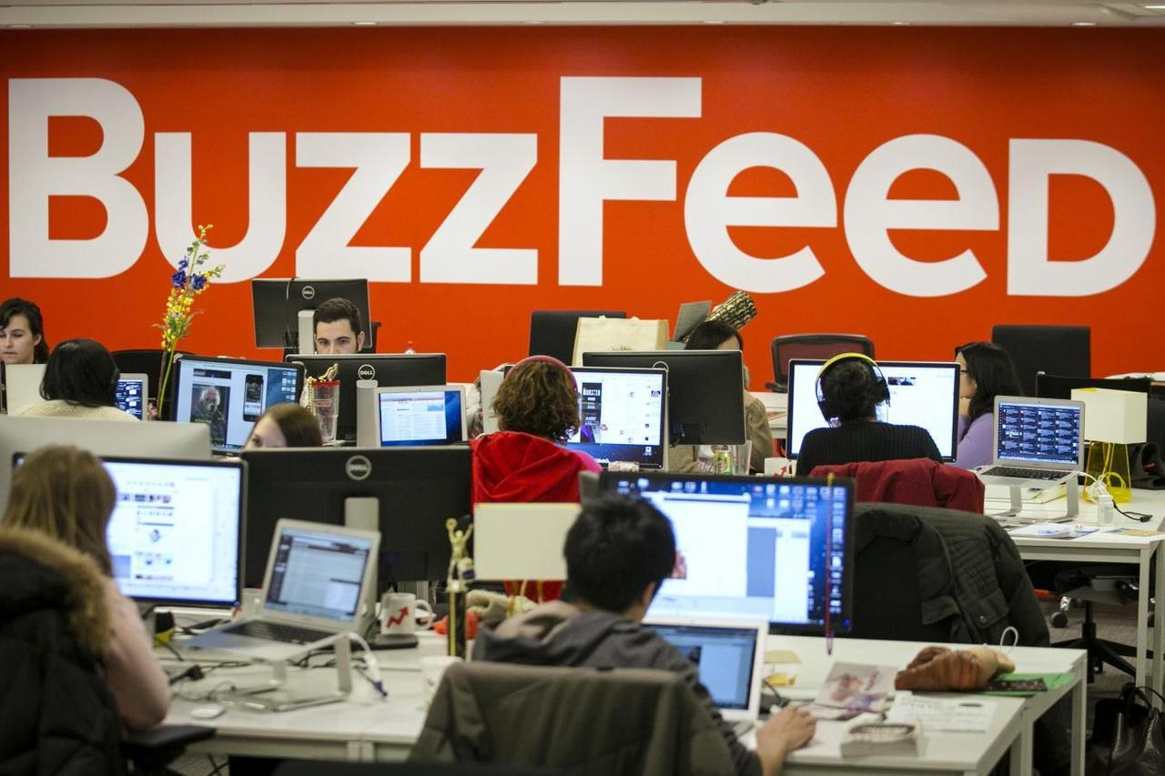 Beyond cute cats: How BuzzFeed is reinventing itself - Reuters
