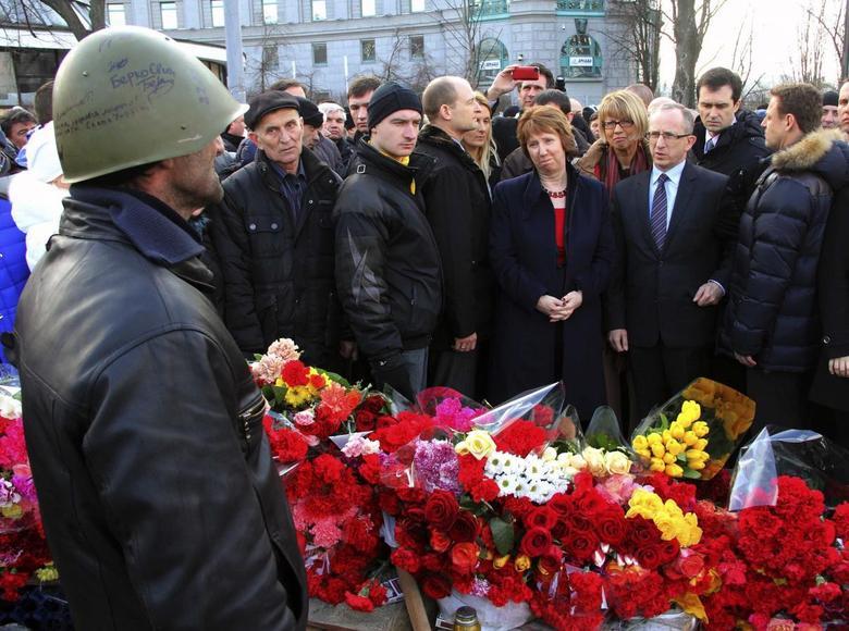 Fugitive Ukraine leader wanted for murder, Russia...