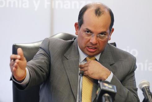 Peru's finance minister Castilla resigns: government source