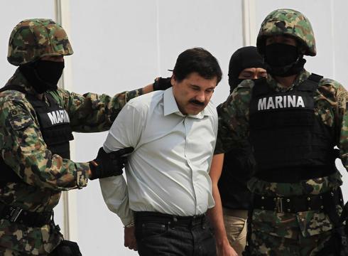 Mexico kingpin Guzman seeks to block U.S. extradition